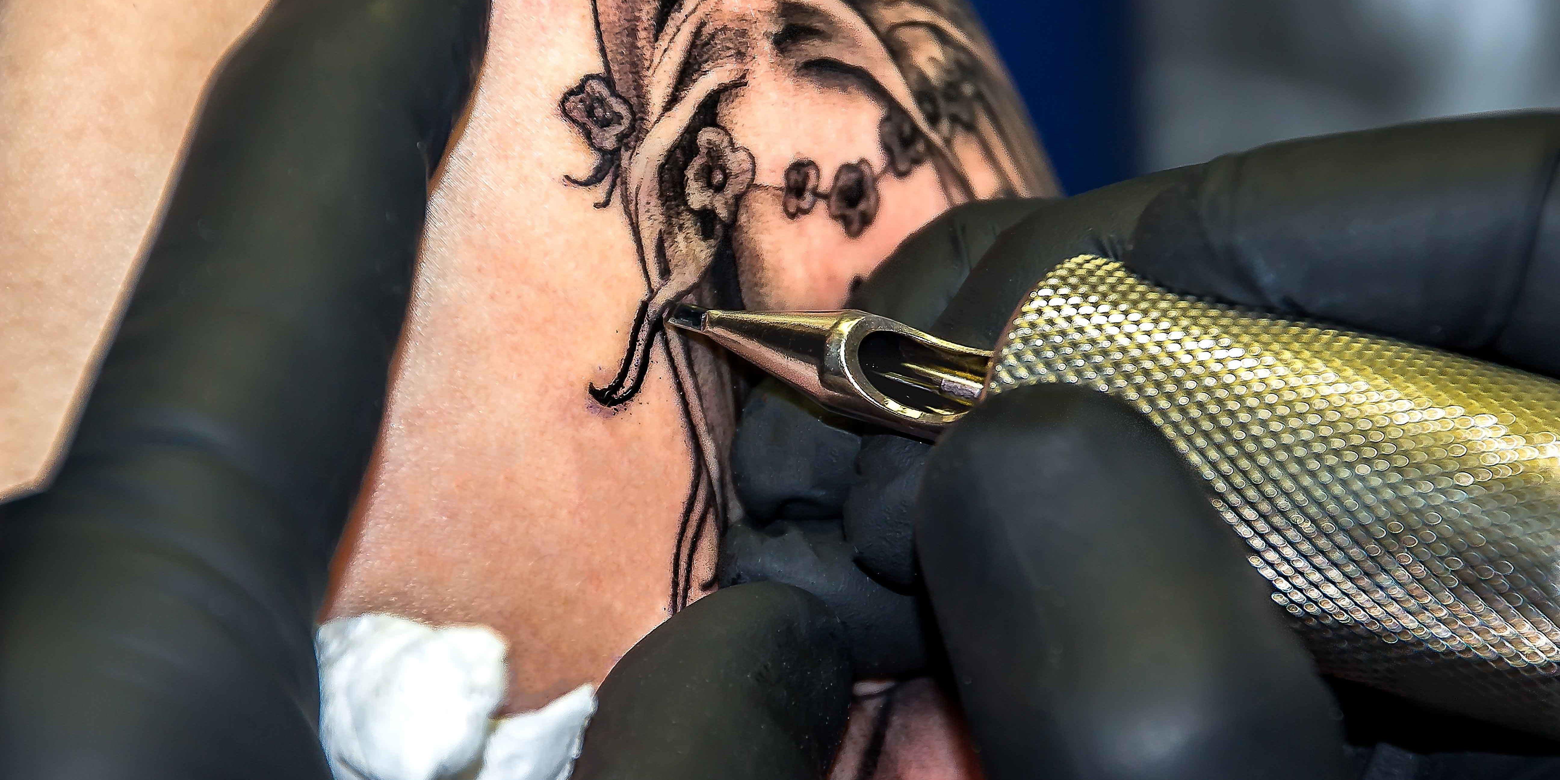 Athletes and tattoos